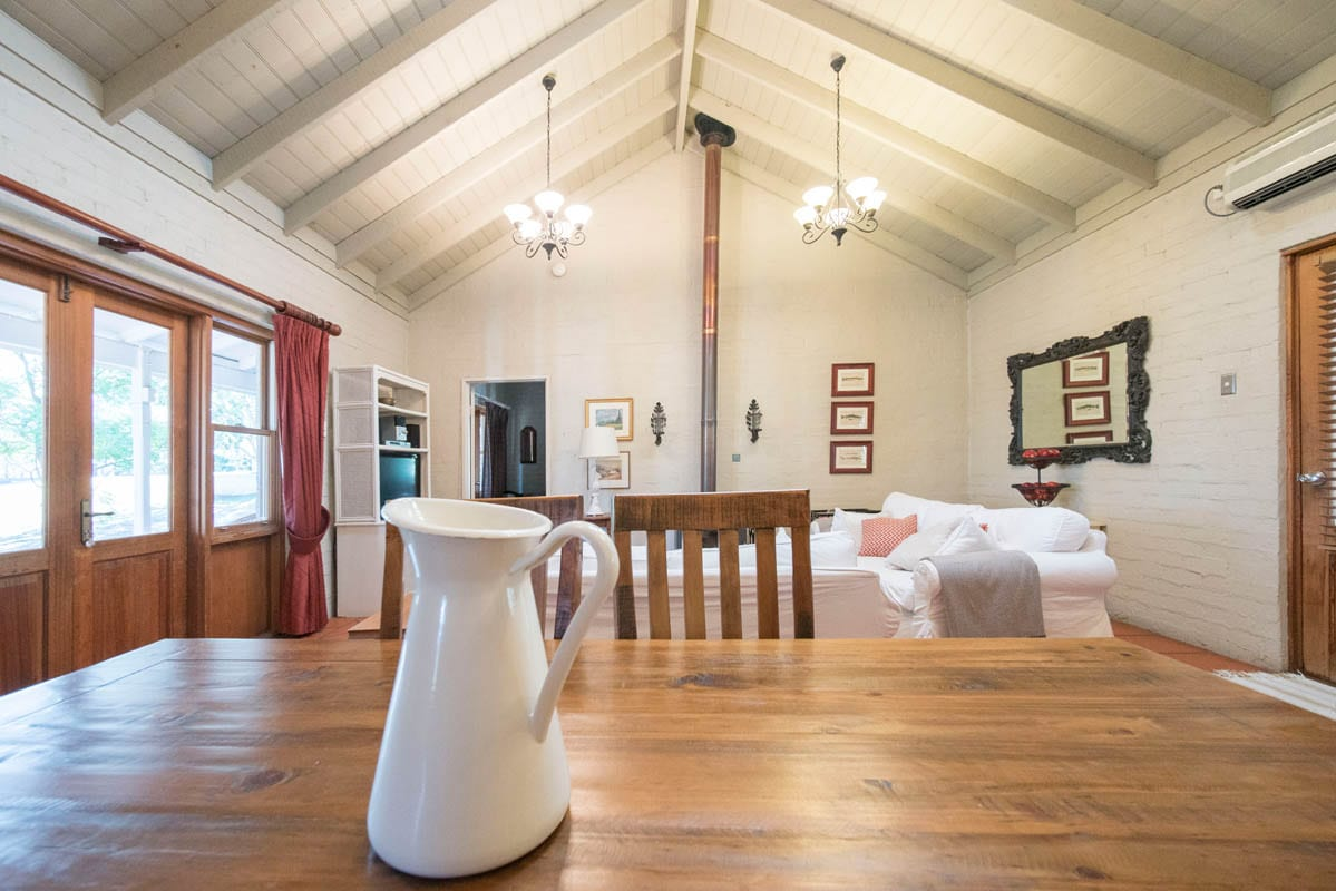 Thistle Hill Guest House - Authentic Farmhouse Interiors